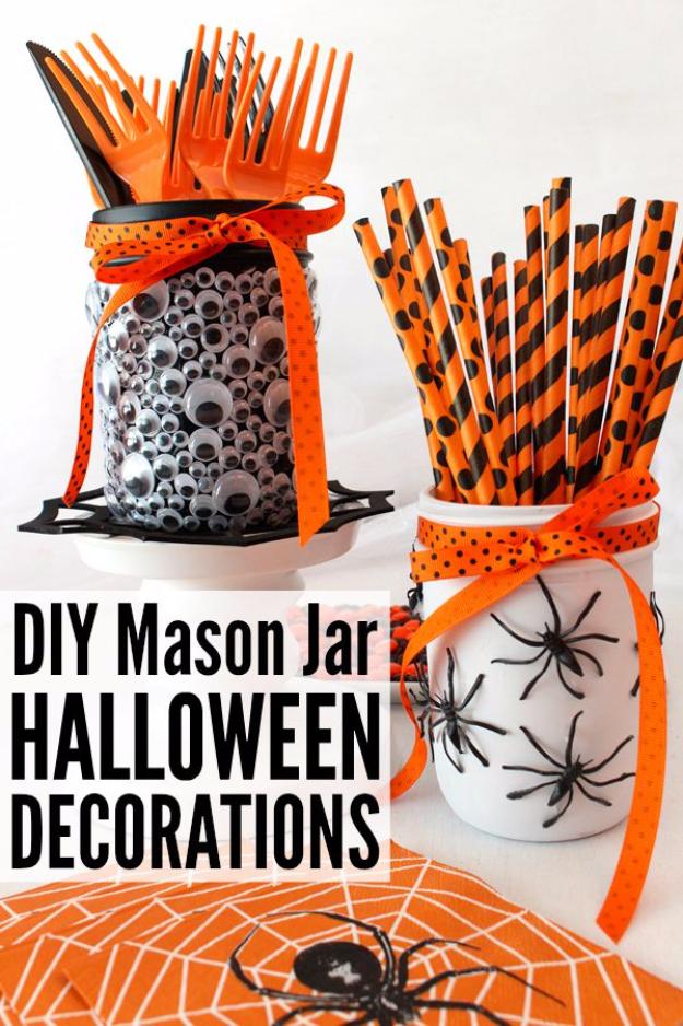 34 Cheap And Quick Halloween Party Decor Ideas Diy Joy