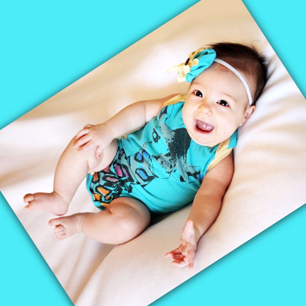 51 Things to Sew for Baby - Easy Baby Onesie - Cool Gifts For Baby, Easy Things To Sew And Sell, Quick Things To Sew For Baby, Easy Baby Sewing Projects For Beginners, Baby Items To Sew And Sell #baby #diy #diygifts