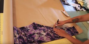 She Shows Us How To Make Leggings And They Couldn't Be Easier!