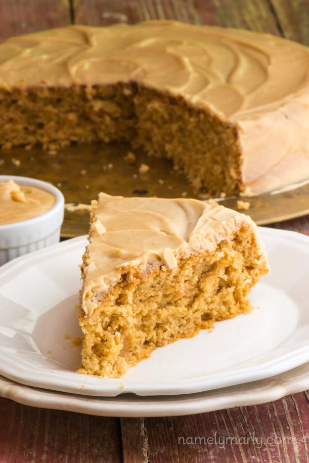 41 Best Homemade Birthday Cake Recipes - Peanut Butter Wacky Cake - Birthday Cake Recipes From Scratch, Delicious Birthday Cake Recipes To Make, Quick And Easy Birthday Cake Recipes, Awesome Birthday Cake Ideas http://diyjoy.com/best-birthday-cake-recipes