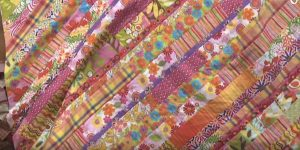 Watch How She Makes This Colorful And Fun String Quilt!
