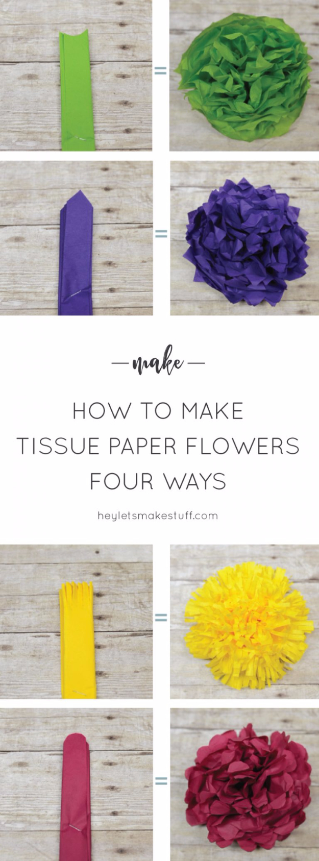 39 Easy DIY Party Decorations -Tissue Paper Flowers - Quick And Cheap Party Decors, Easy Ideas For DIY Party Decor, Birthday Decorations, Budget Do It Yourself Party Decorations #diyparties #party #partydecor #parties