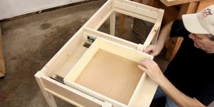 You Must Finish Watching This To See The Cool Little Writing Desk He Easily Builds!