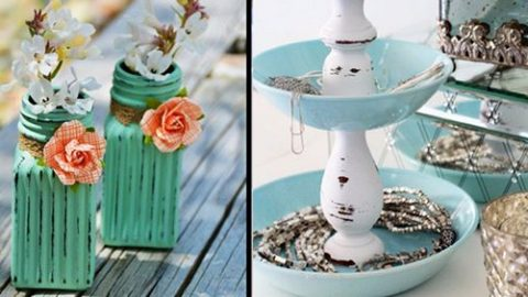75 Dollar Store Crafts   DIY Joy Projects and Crafts Ideas