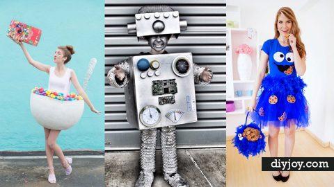 30 Creative Diy Costume Ideas