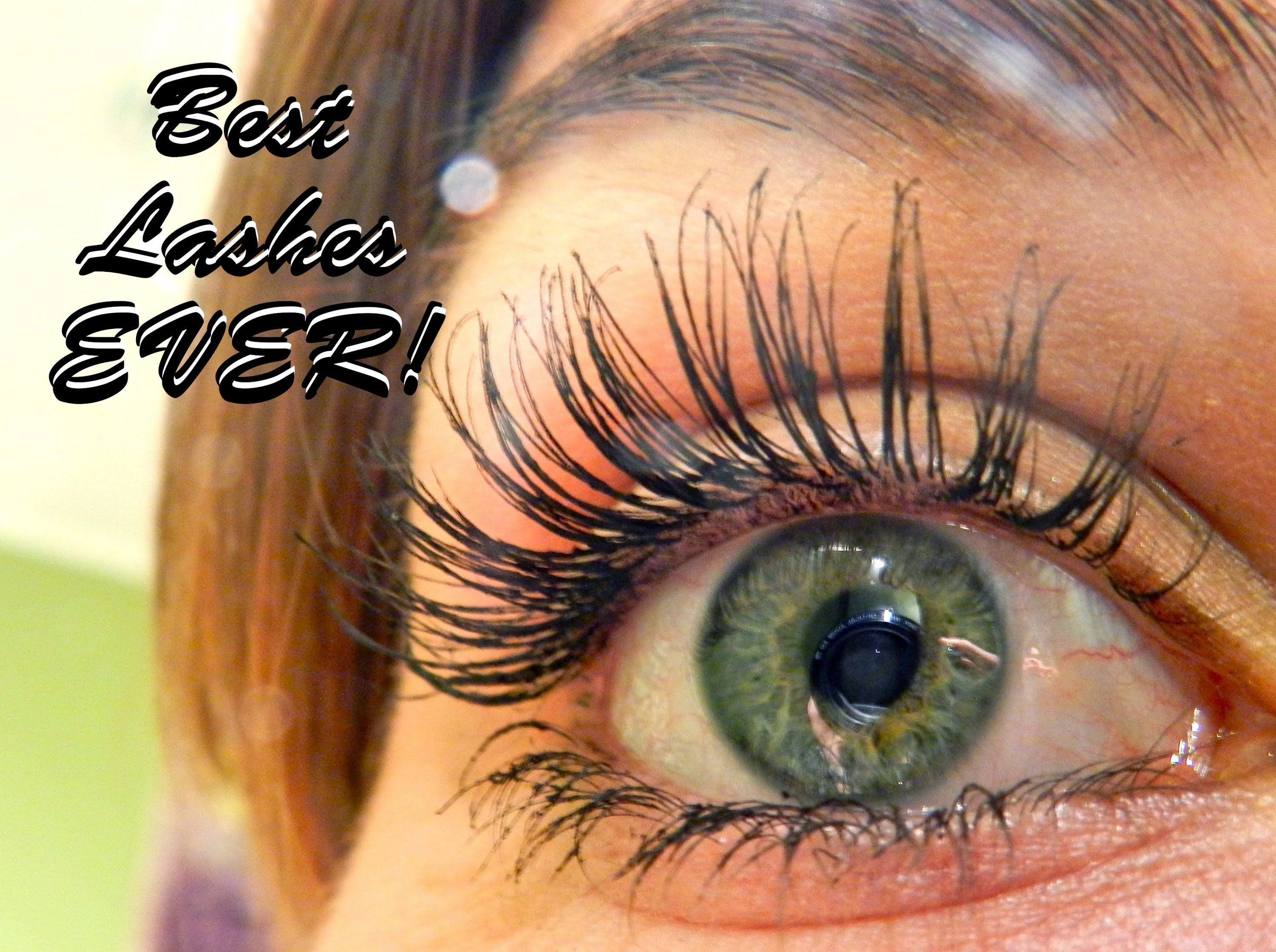 how to get your biggest natural eyelashes ever clump