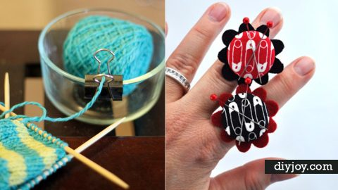28 Clever Crafting Hacks | DIY Joy Projects and Crafts Ideas