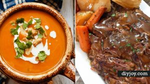 34 Slow Cooker Ideas for Thanksgiving