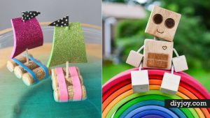 33 DIY Ideas for The Kids To Make At Home