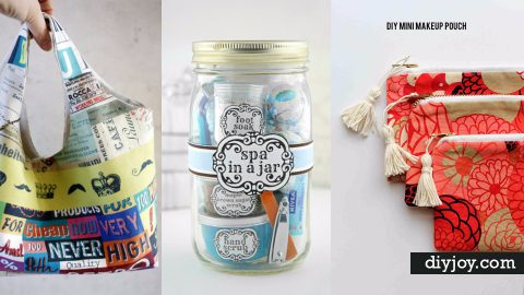 37 DIY Gifts for Girls   DIY Joy Projects and Crafts Ideas