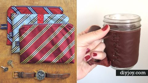 37 DIY Gifts to Make for Dad | DIY Joy Projects and Crafts Ideas