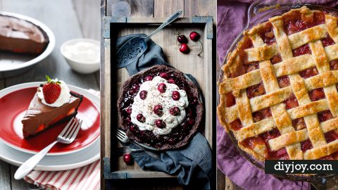 42 Pie Recipes For Every Occasion | DIY Joy Projects and Crafts Ideas