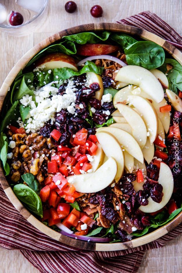 Http Www Food Com Recipe Broccoli And Cranberry Salad