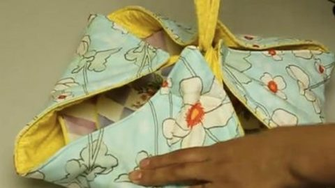 Sewing Tutorial: Casserole Carrier | DIY Joy Projects and Crafts Ideas