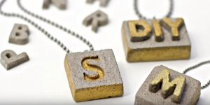 She Makes The Most Unique Jewelry Out Of Concrete Of All Things (Watch!)