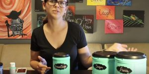 You Won't Believe What She Recycles To Make These Fabulous Containers Out Of!