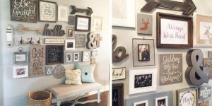 She Shows Us How To Hang A Fabulous Gallery Art Wall In Our Homes (Watch!)