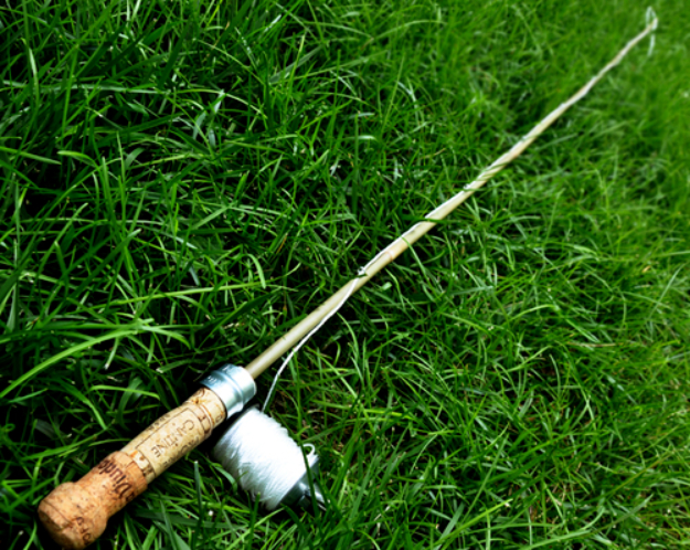 DIY Gifts for Dad - Homemade Fishing Rod - Best Craft Projects and Gift Ideas You Can Make for Your Father - Last Minute Presents for Birthday and Christmas - Creative Photo Projects, Gift Card Holders, Gift Baskets and Thoughtful Things to Give Fathers and Dads #diygifts #dad #dadgifts #fathersday