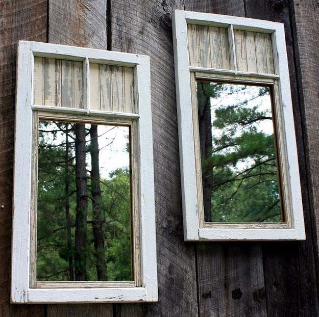 DIY Landscaping Hacks - Install Exterior Mirrors to Create the Illusion of Space in your Garden - Easy Ways to Make Your Yard and Home Look Awesome in Fall, Winter, Spring and Fall. Backyard Projects for Beginning Gardeners and Lawns - Tutorials and Step by Step Instructions