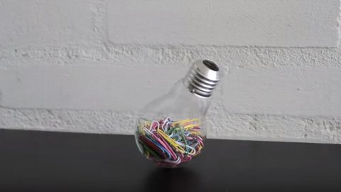 He Shows Us How To Make 5 Awesome DIY Light Bulb Projects… | DIY Joy Projects and Crafts Ideas