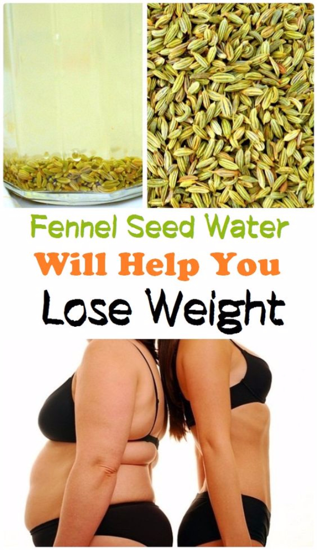 Fennel seeds weight loss