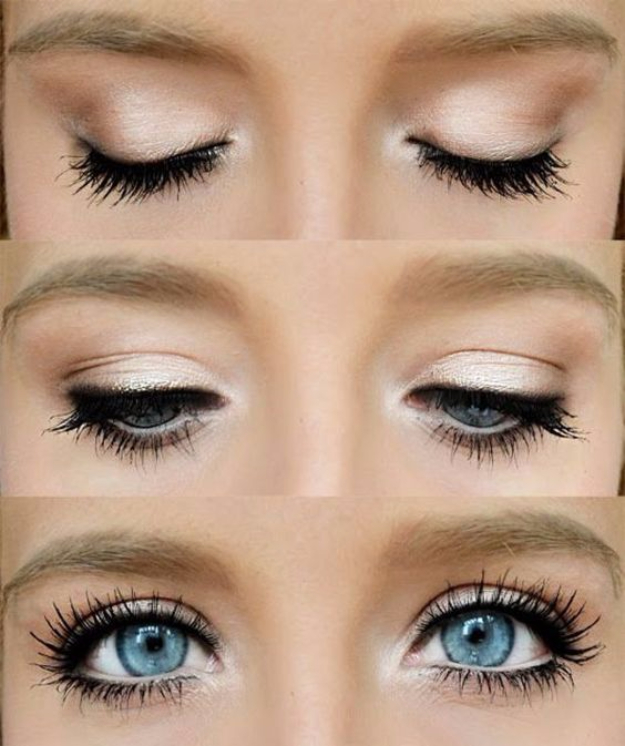 DIY Beauty Hacks - Make Your Eyes Appear Bigger - Cool Tips for Makeup, Hair and Nails - Step by Step Tutorials for Fixing Broken Makeup, Eye Shadow, Mascara, Foundation - Quick Beauty Ideas for Best Looks in A Hurry #beautyhacks #makeup