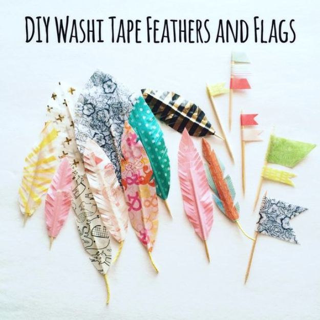 DIY Crafting Hacks - Make Your Own Embellishments - Easy Crafting Ideas for Quick DIY Projects - Awesome Creative, Crafty Ways for Dollar Store, Organizing, Yarn, Scissors and Pom Poms
