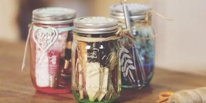 She Makes The Most Clever Mason Jar Gifts—So Much Fun!