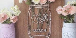 Mason Jars Are Popular And She Introduces A Different Type Of Mason Jar That's Fascinating (Watch!)