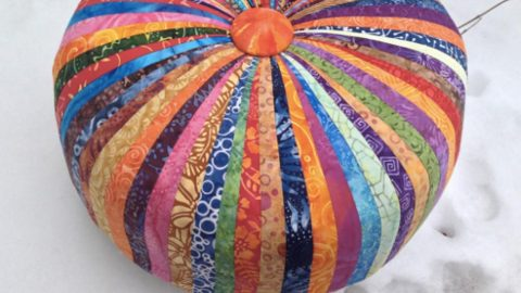 Creative Diy Floor Pouf Makes Awesome Diy Living Room