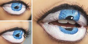 Halloween Makeup Tutorial: Add A Third Eye