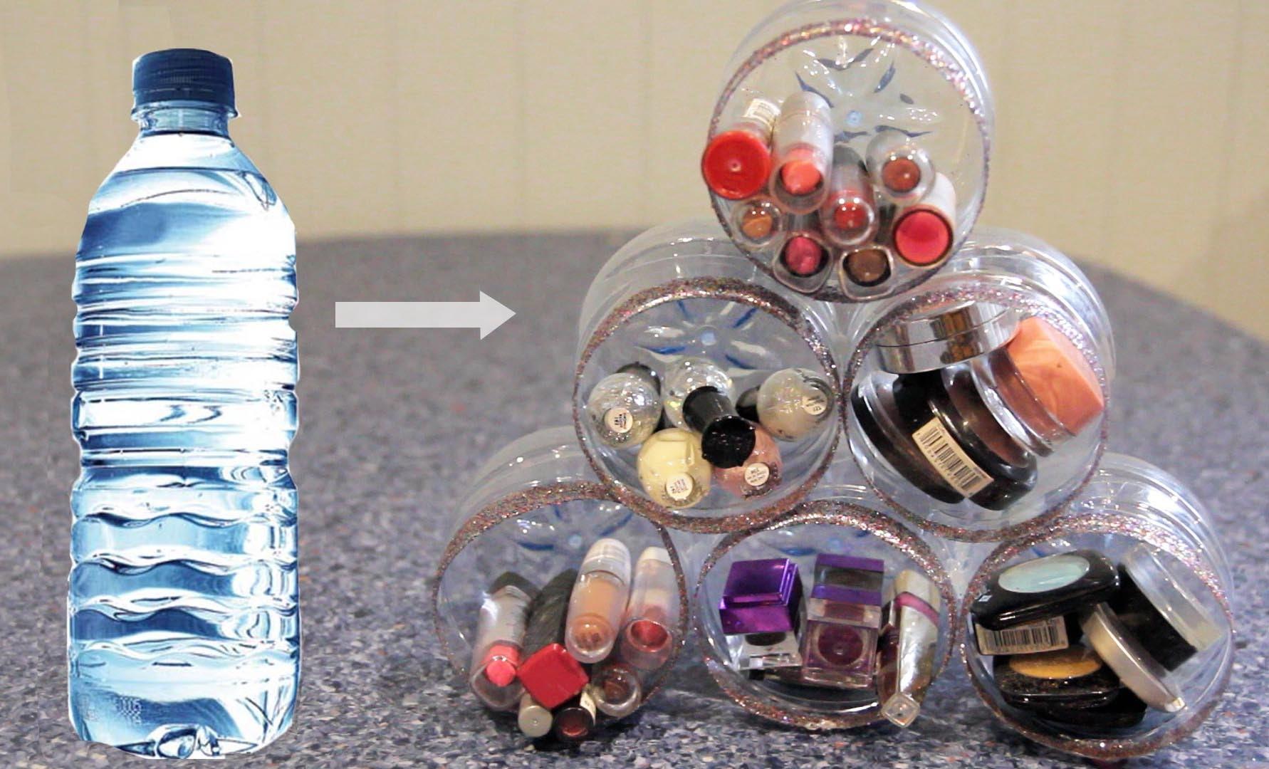 Proyectos geniales de bricolaje hechos con botellas de plástico - Recicla botellas para un propósito organizador brillante (¡Fácil!) - Las mejores manualidades e ideas de bricolaje hechas con una botella de plástico reciclada - Joyas, decoración del hogar, jardineras, tutoriales de proyectos de artesanías - Maneras baratas de decorar y Regalos creativos de bricolaje para las vacaciones de Navidad: proyectos divertidos para adultos, adolescentes y niños http://diyjoy.com/diy-projects-plastic-bottles