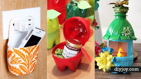 31 DIY Projects Made With Plastic Bottles | DIY Joy Projects and Crafts Ideas