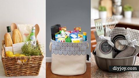 33 Best DIY Housewarming Gifts   DIY Joy Projects and Crafts Ideas