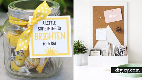 35 DIY Gifts for The Office   DIY Joy Projects and Crafts Ideas
