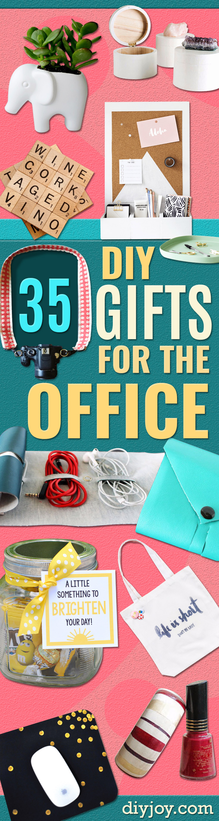 Christmas Gifts For Coworkers.35 Cheap And Easy Gifts For The Office