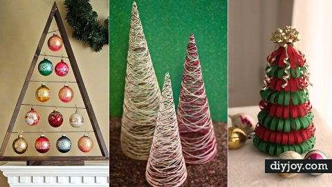 36 DIY Ideas For A Christmas Tree   DIY Joy Projects and Crafts Ideas