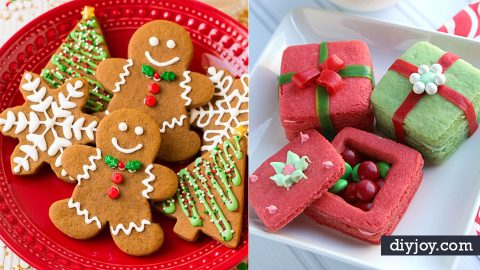 38 Creative Recipes for Christmas Cookies | DIY Joy Projects and Crafts Ideas