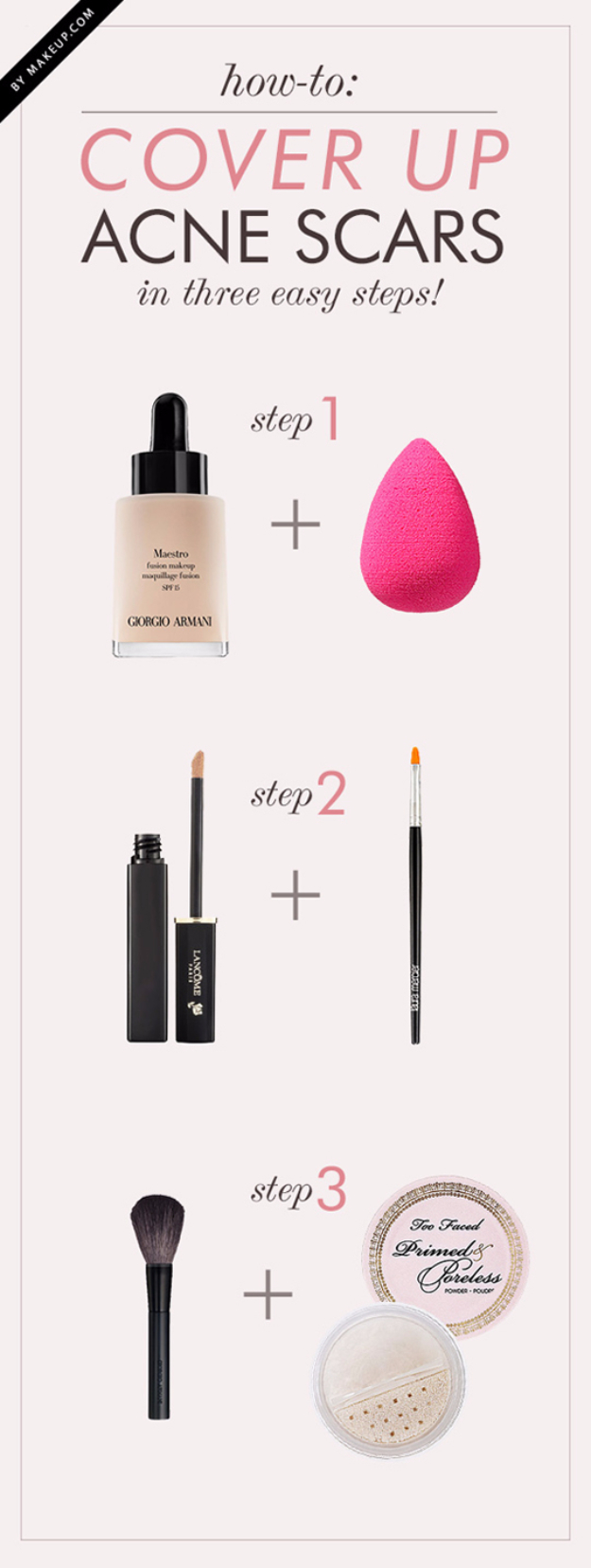 36 Cool Makeup Hacks