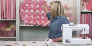 She Makes This Fabulous Bubble Quilt — It's So Crazy Comfortable!