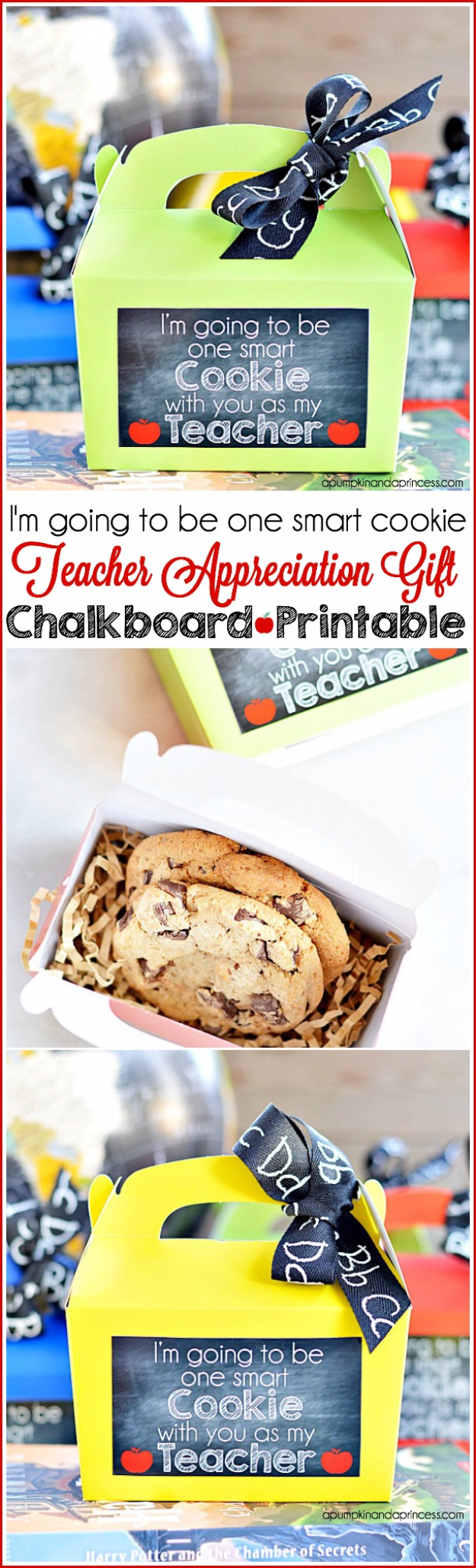 DIY Teacher Gifts - Cookie Teacher Gift - Cheap and Easy Presents and DIY Gift Ideas for Teachers at Christmas, End of Year, First Day and Birthday - Teacher Appreciation Gifts and Crafts - Cute Mason Jar Ideas and Thoughtful, Unique Gifts from Kids #diygifts #teachersgifts #diyideas #cheapgifts