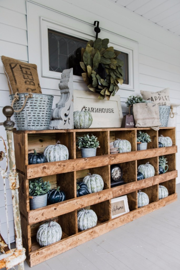 DIY Farmhouse Style Decor Ideas for the Kitchen - DIY Farmhouse Style Nesting Boxes - Rustic Farm House Ideas for Furniture, Paint Colors, Farm House Decoration for Home Decor in The Kitchen - Wall Art, Rugs, Countertops, Lights and Kitchen Accessories #farmhouse #diydecor