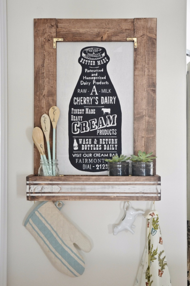 Best DIY Gifts for Neighbors - DIY Planter Box Picture Frame - Cute Mason Jar Crafts, Gift Baskets and Cheap and Easy Gift Ideas to Make for Friends - Do It Yourself Projects You Can Sew and Craft That Make Awesome DIY Gifts and Homemade Christmas Presents http://diyjoy.com/diy-gifts-friends-neighbors