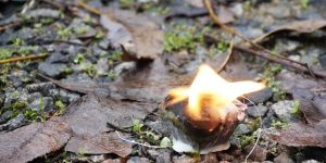 He Shows Us How To Make Some Insanely Cheap Fire Starters…Good Bye Duraflame Logs!