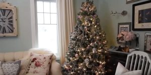 She Shows Us Some Tips On How To Decorate A Stunning Christmas Tree!