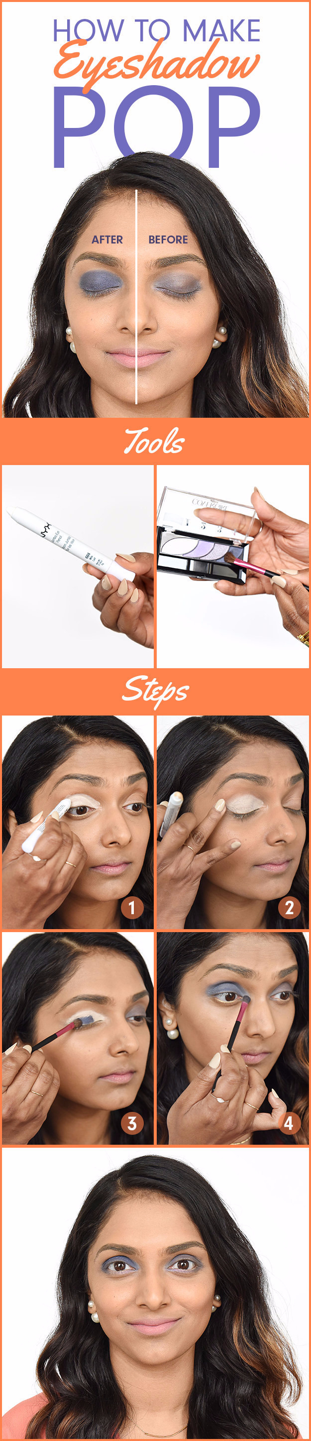 Cool DIY Makeup Hacks for Quick and Easy Beauty Ideas - Make Your Eyeshadow Pop - How To Fix Broken Makeup, Tips and Tricks for Mascara and Eye Liner, Lipstick and Foundation Tutorials - Fast Do It Yourself Beauty Projects for Women http://diyjoy.com/makeup-hacks