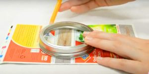 She Traces A Mason Jar Lid To Replace A Flimsy Item For A Sturdy One That We All Need