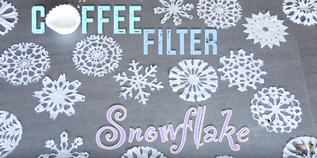 Best DIY Snowflake Decorations, Ornaments and Crafts - 3D Snowflakes- Paper Crafts with Snowflakes, Pipe Cleaner Projects, Mason Jars and Dollar Store Ideas - Easy DIY Ideas to Decorate for Winter#winter #crafts #diy