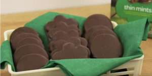 Who Doesn't Love Yummy Girl Scout Thin Mints? Now You Can Make Them!
