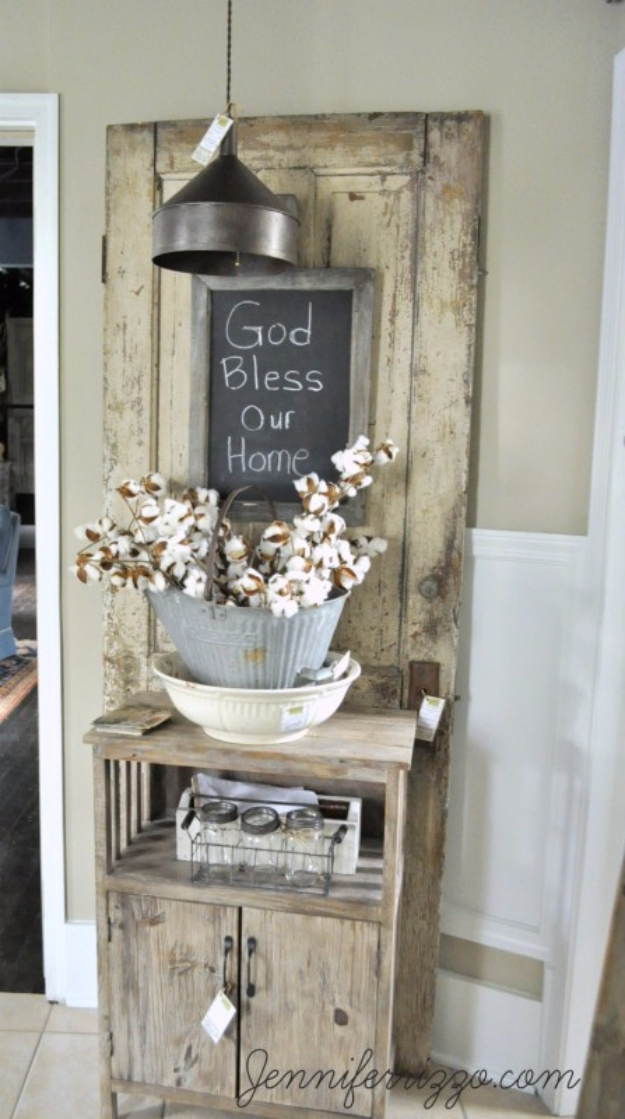 DIY Farmhouse Style Decor Ideas for the Kitchen - Vintage Inspired Farmhouse Decor - Rustic Farm House Ideas for Furniture, Paint Colors, Farm House Decoration for Home Decor in The Kitchen - Wall Art, Rugs, Countertops, Lights and Kitchen Accessories #farmhouse #diydecor